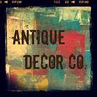 Antique Decor Co.