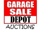 GARAGE SALE DEPOT AUCTIONS