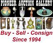 Pioneer Auction Gallery