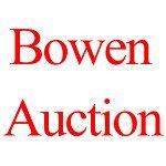 Bowen Auction