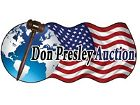 Don Presley Auction