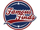 Famous Finds