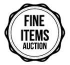 Fine Items Auction