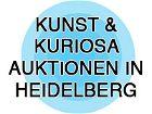 Kunst & Kuriosa Auktionen in Heidelberg