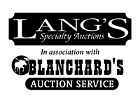 Lang's Specialty Auctions