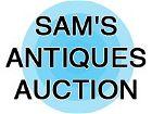Sam's Antiques Auction