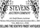 Stevens Auction Company
