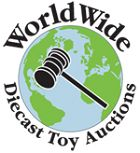 Worldwide Diecast Toy Auctions