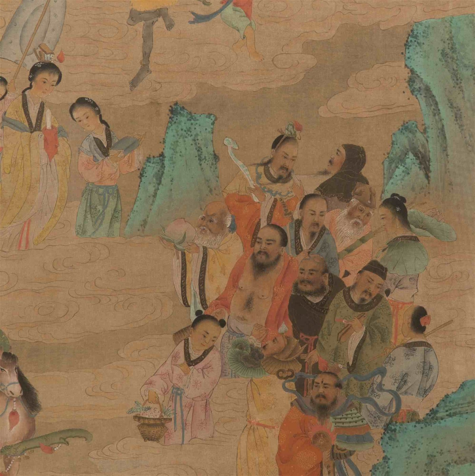 SEPTEMBER 2ND SESSION III: CHINESE PAINTING & WORKS ON PAPER AUCTION preview