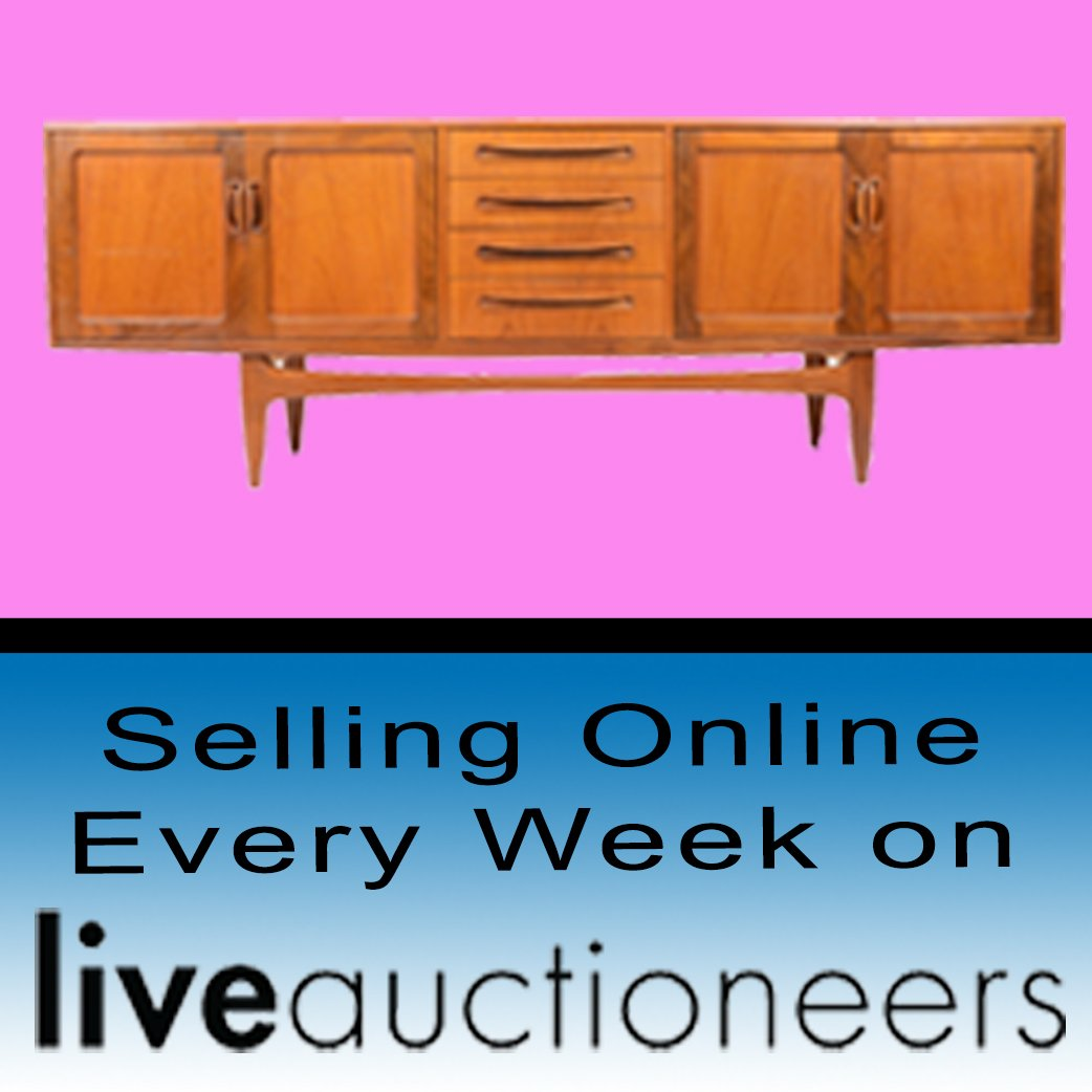 August Mid Century Modern & More preview