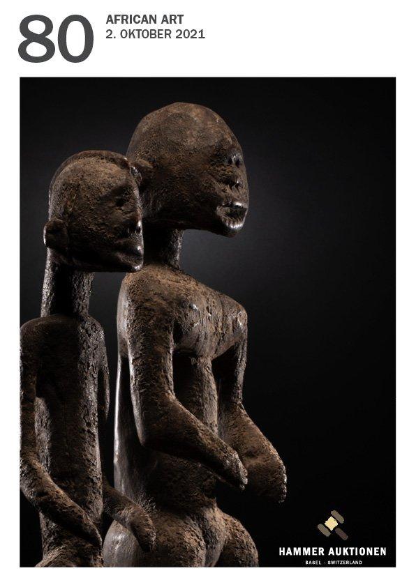 HAMMER 80 / African Art preview