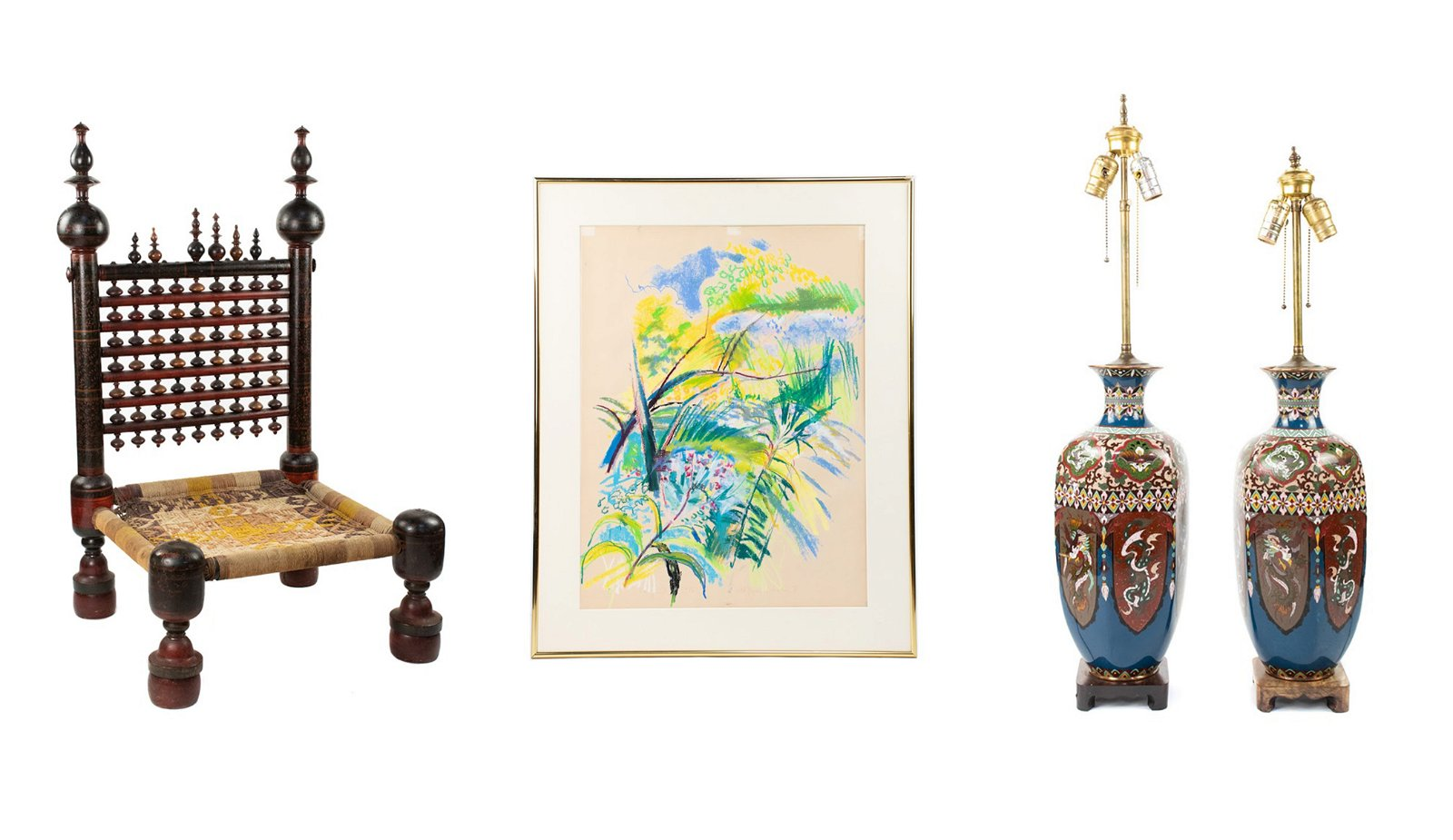 June Fine Furniture and Art Sale preview