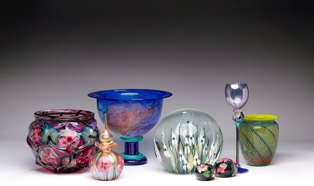 Modern & Contemporary Glass and Paperweights preview